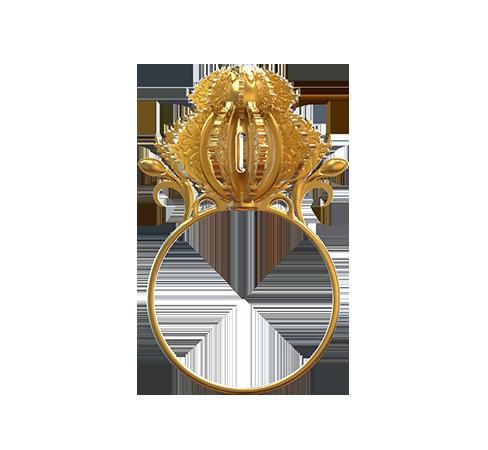 Mughal Jewelry Design